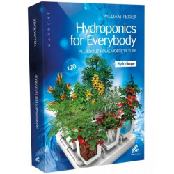 Livre Hydroponics For Everybody (English Édition)