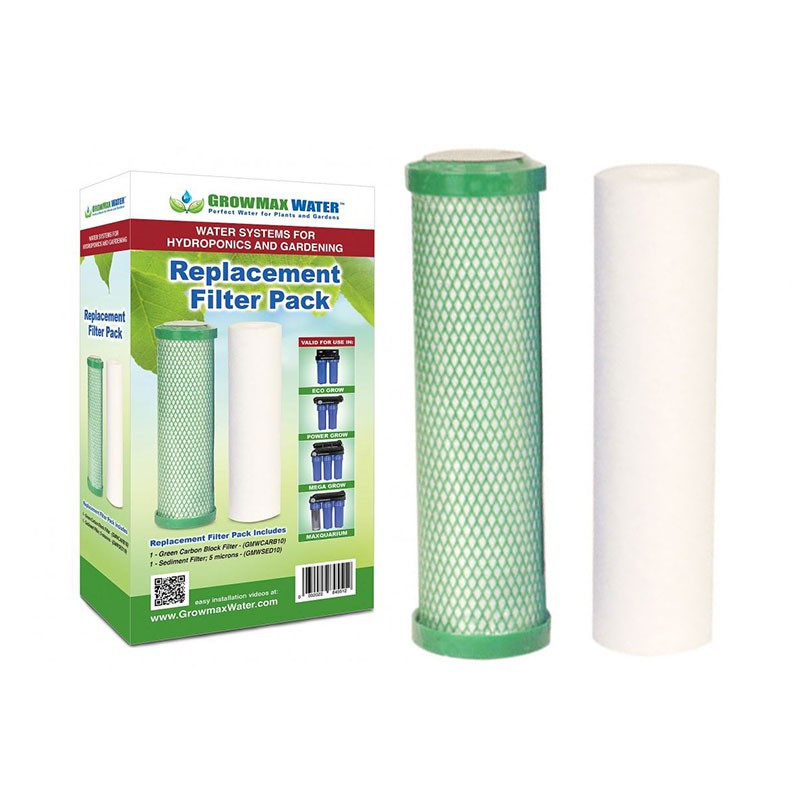 ECO/POWER/MEGA GROW REPLACEMENT FILTER PACK