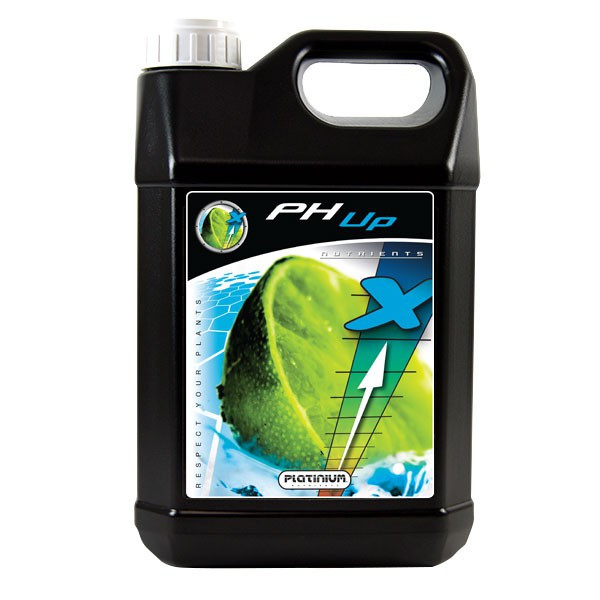 ACID PH UP - 5L - PLATINIUM NUTRIENTS
