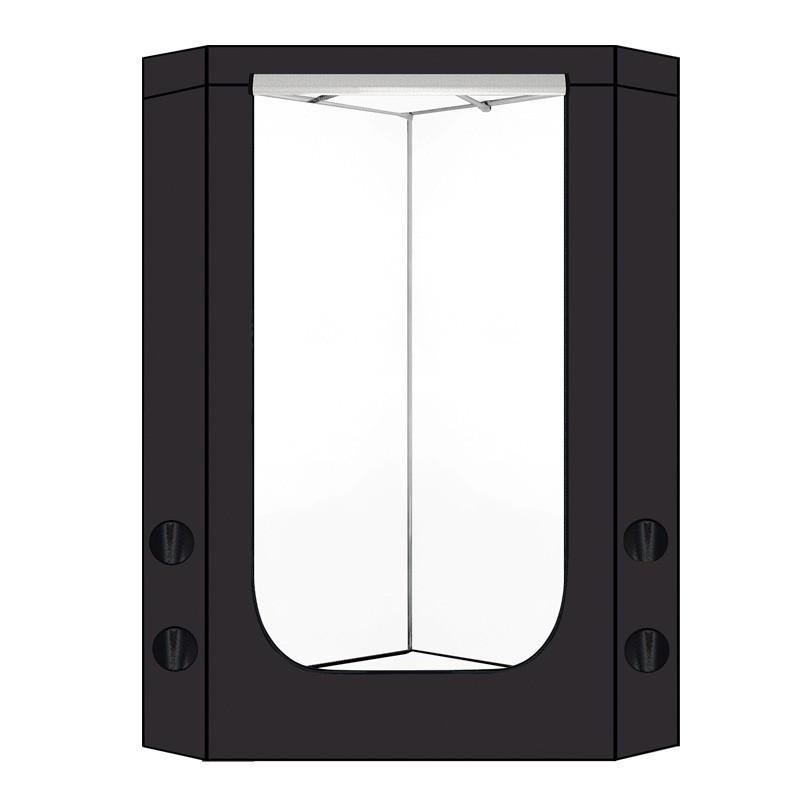PREMIUM BLACK BOX FOR CORNER 120X75X200CM