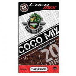 Substrate Coco-Mix + perlite 10% 20L - Platinium Soil , coco fiber