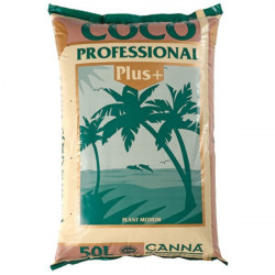 Canna Coco Professional Plus 50 litres , coconut fiber high quality