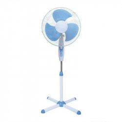 Ventilateur Sur Pied 40cm Oscillant Blt 3 Vitesses 40W