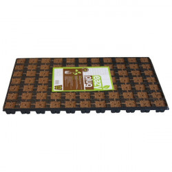 Eazy Plug Plaque 77 Cubes de germination , bouturage , tourbes