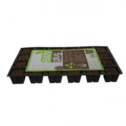 Eazy Plug Plaque 24 Cubes de germination , bouturage , tourbes