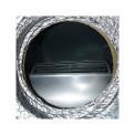 Caisson insonorisé Winflex Softbox 2000m³/h - 55x55x68cm / 2x250mm / 315mm