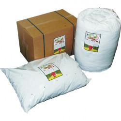 Agrawool Rfx-1 Ldr Naturel Vrac 80l (En Sac) substrat laine de roche horticole neutre qui ne gratte pas
