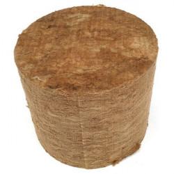 Plug laine de roche SpeedGrow Green Diamètre 20 cm Hauteur 15 cm pour Smart Pot 7,6 L