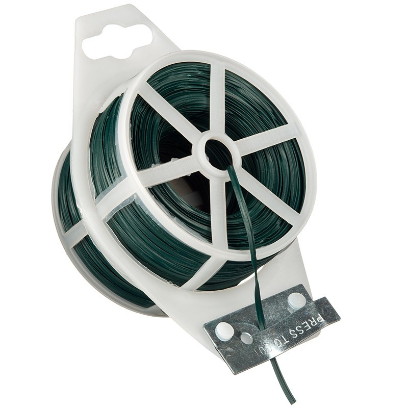 HORTICULTURAL PLASTIC WIRE FOR HORTICULTURAL MAINTENANCE - 100M