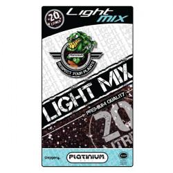 terreau Light Mix + Perlite 5% 20 L - Platinium Soil , croissance et floraison