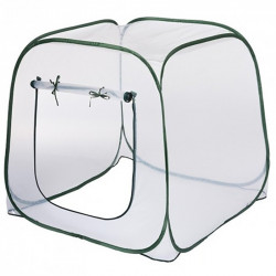 SERRE IDEAL POUR VOS POTAGER CARRE POP-UP H100X100X100CM CIS
