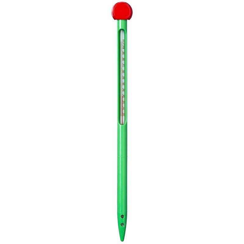 THERMOMETER FOR COMPOST MEASUREMENT -5C°+80 C° - 32 CM