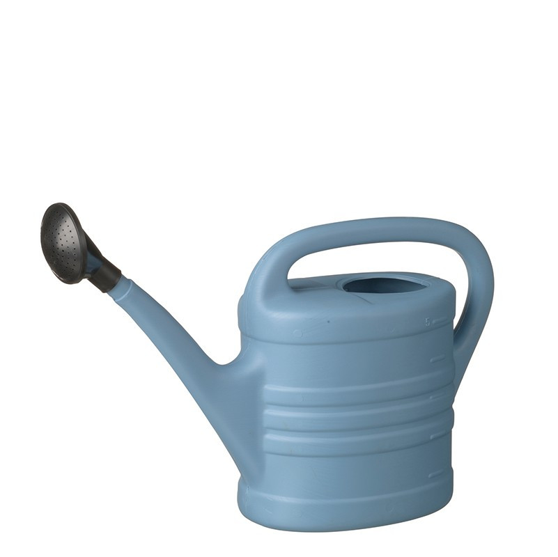 WATERING CAN BLUE PE REINFORCES 5L