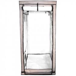 Chambre de culture Premium White - 80x80x180cm
