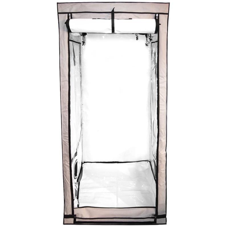 Growing room Premium White - 80x80x180cm