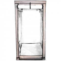 Chambre de culture Premium White - 100x100x200cm