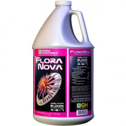 GHE Flora Nova Bloom 3.79 l / 1 Gallon , flowering fertilizer