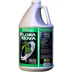 Flora Nova Grow 3790 mL - GHE , fertilizer growth