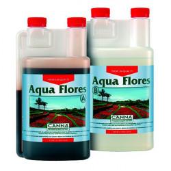 Engrais de floraison - Aqua Flores 2 x 1 L - Canna , hydroculture