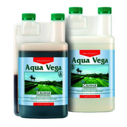 Fertilizer growth - Aqua Vega 2 x 1 L - Canna , pebbles
