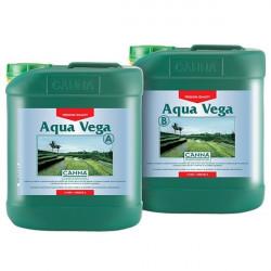 Fertilizer growth - Aqua Vega 2 x 5 L - Canna