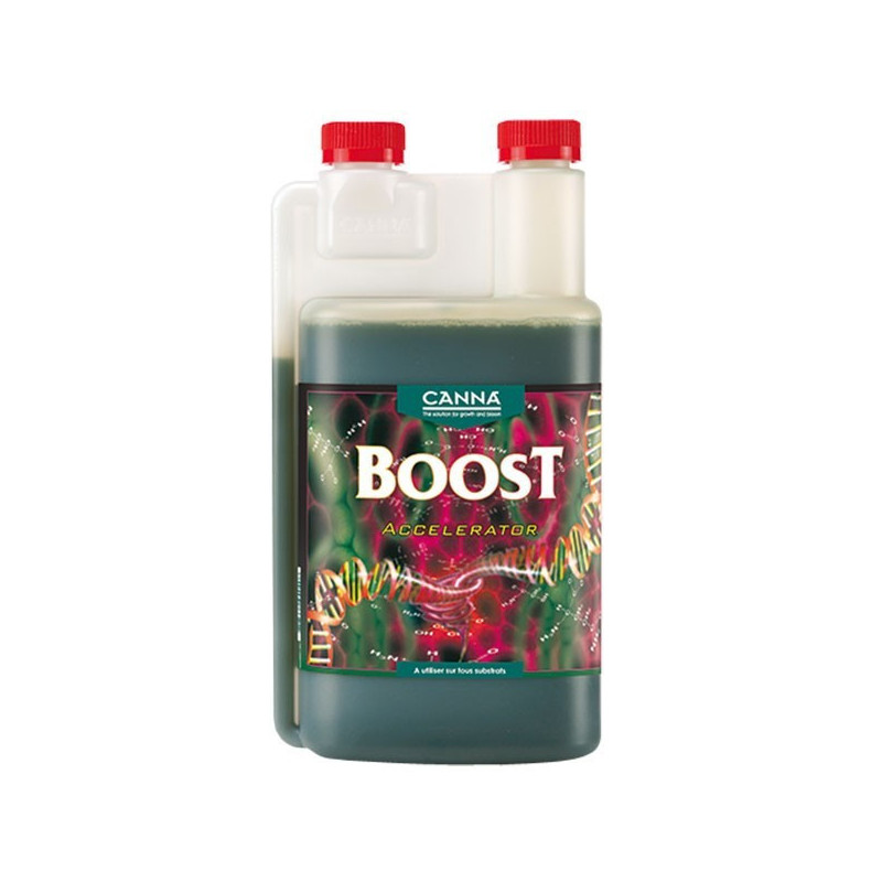 Accelerator Boost 1 liter - Canna , a booster of flowering , hydro,soil,coco