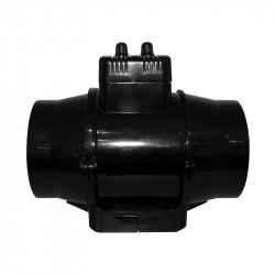 Extracteur air TT 125 U 280 m3/h avec thermostat et variateur intégré,  aérateur , ventilation