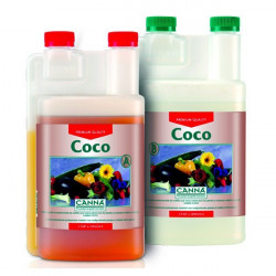 Canna Coco A and B (2 x) 1 L - fertilizer Canna