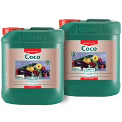 Canna Coco A and B (2 x) 5 L - fertilizer Canna