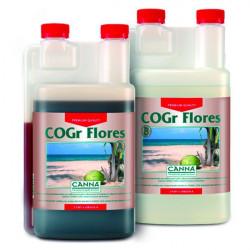 engrais COGr Flores A et B (2 x) 1 L - Canna