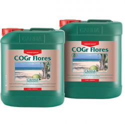 eengrais COGr Flores A & B (2 x) 5 L - Canna