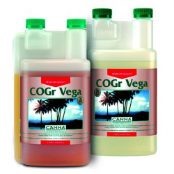fertilizer COGr Vega A & B (2 x) 1 L - Canna