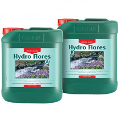 fertilizer Hydro Flores A & B (2 x) 5 L - Canna
