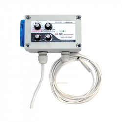 Gse Fan Controller Min-max Hysteresis To 1 Extractor (3A Max) , controller ventilation