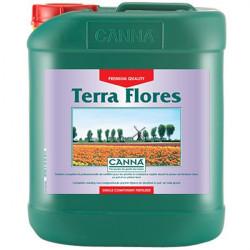 engrais terre floraison Terra Flores 5 L - Canna