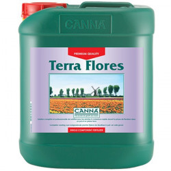 fertilizers earth bloom Terra Flores 5 L - Canna