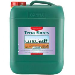 engrais terre floraison Terra Flores 10 L - Canna