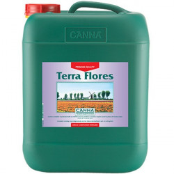 fertilizers earth bloom Terra Flores 10 L - Canna