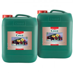 fertilizer Coco A and B (2 x) 10 L - Canna