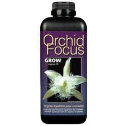 Fertilizer orchid growing 1 L - Orchid Focus Grow - Growth Technology