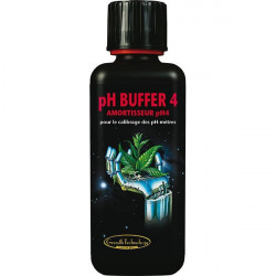 Solution de calibrage - Buffer pH 4.0 300 ml - The Growth Technology