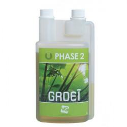 Phase 2 Engrais de croissance 1 L - Vaalserberg Garden