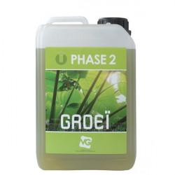 Phase 2 Engrais de croissance 10 L - Vaalserberg Garden