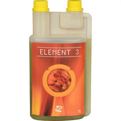 Element 3 flowering Fertilizer 500 mL - Vaalserberg Garden