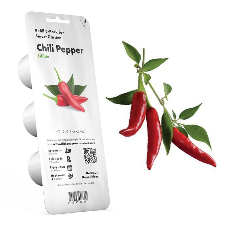 REFILL CHILI PEPPER CLICK & GROW