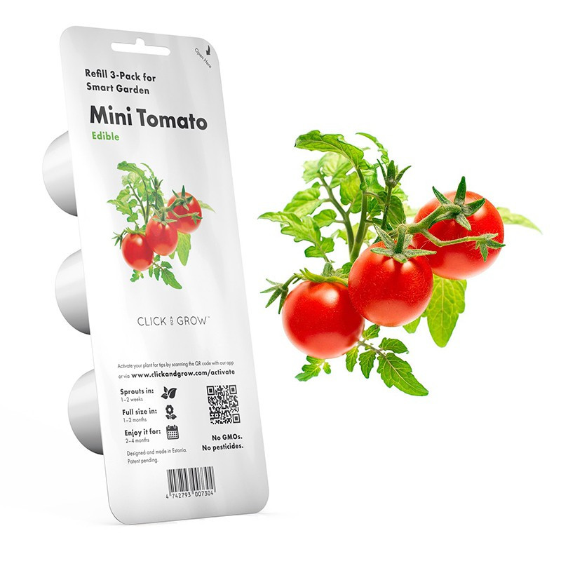 REFILL MINI TOMATO CLICK & GROW