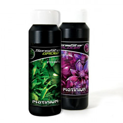 Pack of fertilizer Platinium - Sensistar 250ml