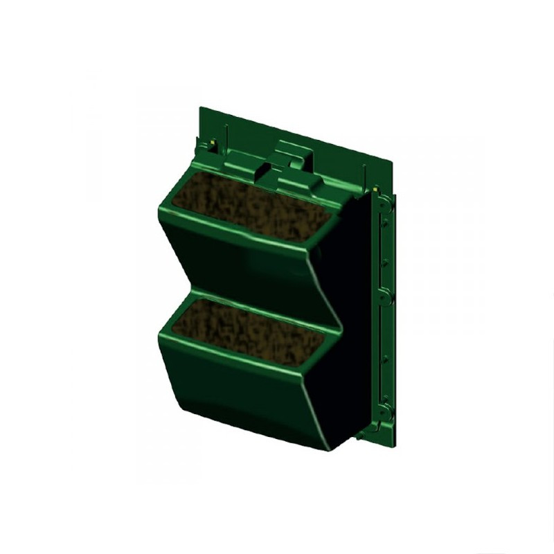 MODULOGREEN PLANT WALL 30X43CM WITHOUT SUBSTRATE