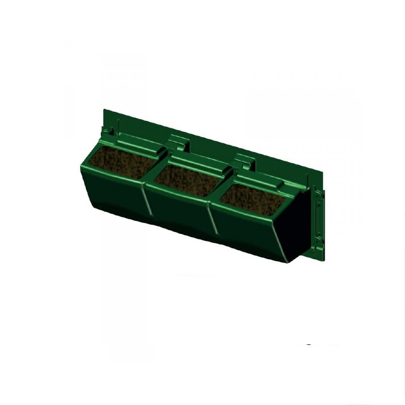 MODULOGREEN PLANT WALL 60X24CM WITHOUT SUBSTRATE