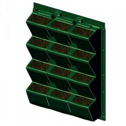 Végétalisation verticale - MODULOGREEN 60X81CM - SANS SUBSTRAT